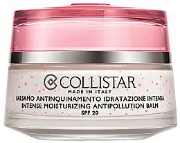Парфюми, Парфюмерия, козметика Овлажняващ крем за лице - Collistar Intense Moisturizing Antipollution Balm SPF20