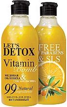 "Витаминен душ гел - Body Boom ""Vitamin Bomb"" — снимка N2"