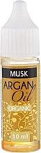 """Парфюмерия и Козметика Арганово масло """"Мускус"""" - Drop of Essence Argan Oil Musk"""