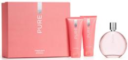 Парфюми, Парфюмерия, козметика Roberto Verino Pure for Her - Комплект (тоал. вода/120ml + лосион за тяло/100ml + душ гел/100ml)