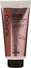 Парфюмерия и Козметика Маска с ценни масла за блясък на косата - Brelil Numero Illuminating Mask With Precious Oils