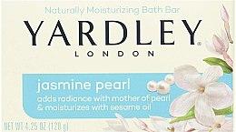 Парфюми, Парфюмерия, козметика Сапун с жасмин и перла - Yardley London Jasmine Pearl Bar Soap