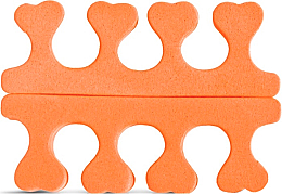 Парфюмерия и Козметика Разделител за педикюр , 2562, оранжев - Donegal