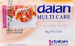 "Парфюми, Парфюмерия, козметика Сапун ""Мед и мляко"" - Dalan Multi Care"
