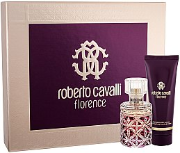 Парфюми, Парфюмерия, козметика Roberto Cavalli Florence - Комплект (парф. вода/50ml + лосион за тяло/75ml)