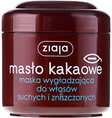 Маска за суха и увредена коса с какаово масло - Ziaja Mask for Dry and Damaged Hair