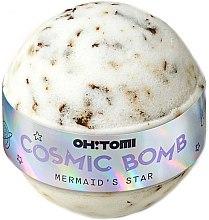 Парфюмерия и Козметика Бомбичка за вана - Oh!Tomi Cosmic Bomb Mermaid's Star