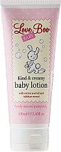 Парфюмерия и Козметика Детски нежен кремообразен лосион за тяло - Love Boo Baby Kind & Creamy Baby Lotion