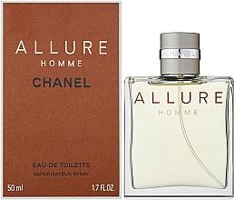 Chanel Allure Homme - Тоалетна вода (тестер с капачка)  — снимка N2