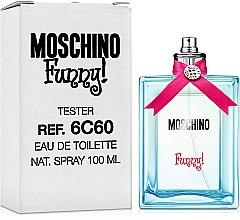 Парфюми, Парфюмерия, козметика Moschino Funny - Тоалетна вода (тестер)