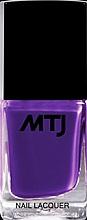 Парфюмерия и Козметика Лак за нокти - MTJ Cosmetics Nail Lacquer