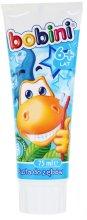 Парфюмерия и Козметика Детска паста за зъби - Bobini Junior