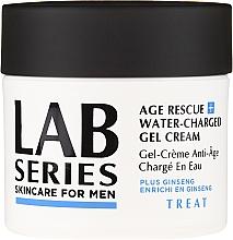 Овлажняващ гел-крем против бръчки - Lab Series Age Rescue + Water-Charged Gel Cream — снимка N2