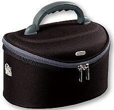 Парфюми, Парфюмерия, козметика Козметична чанта ,голяма овална , 95047, черна - Top Choice Oval Black