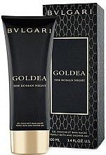 Парфюмерия и Козметика Bvlgari Goldea The Roman Night - Гел за душ