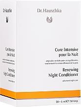 Парфюмерия и Козметика Нощна грижа балсам за лице - Dr. Hauschka Renewing Night Conditioner
