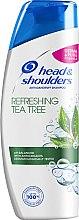 """Парфюмерия и Козметика Шампоан против пърхот """"Чаено дърво"""" - Head & Shoulders Tea Tree Shampoo"""