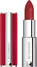 Парфюмерия и Козметика Червило за устни - Givenchy Le Rouge Deep Velvet Lipstick