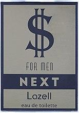 Парфюми, Парфюмерия, козметика Lazell $ For Men Next - Тоалетна вода