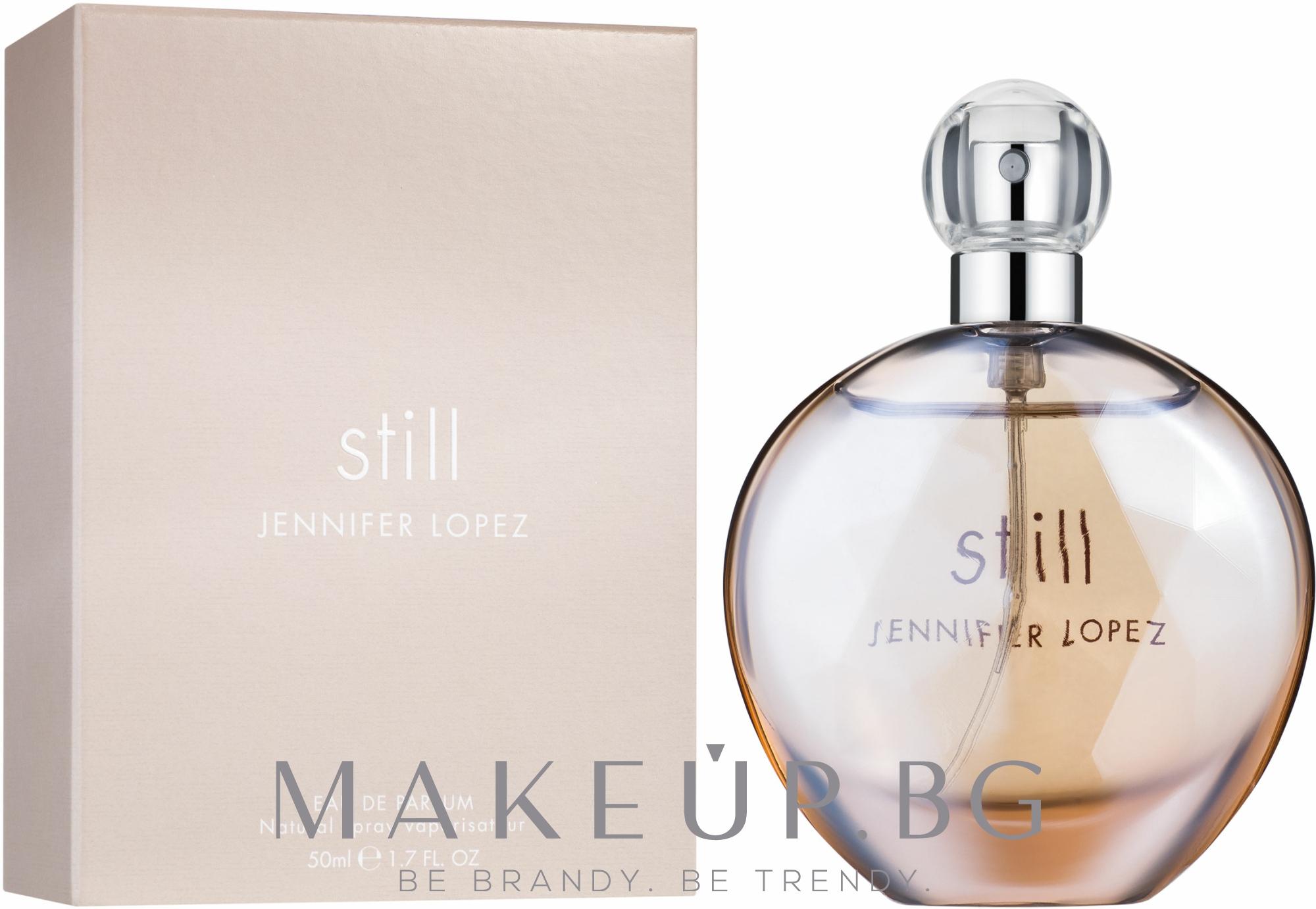 Jennifer Lopez Still - Парфюмна вода — снимка 50 ml