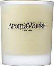 """Парфюмерия и Козметика Ароматна свещ """"Спокойствие"""" - AromaWorks Serenity Candle"""