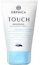 Парфюми, Парфюмерия, козметика Хидратиращ пилинг за ръце - Orphica Touch Hand Peeling
