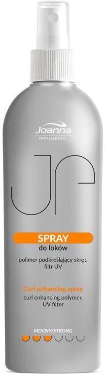 Спрей за оформяне на къдрици - Joanna Professional Curl Enhancing Spray