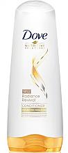 "Парфюми, Парфюмерия, козметика Балсам за коса ""Сияещ блясък"" - Dove Hair Therapy Radiance Revival Conditioner"
