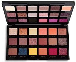 Палитра сенки за очи - Makeup Revolution X Petra 36 Shade Eyeshadow Palette — снимка N2