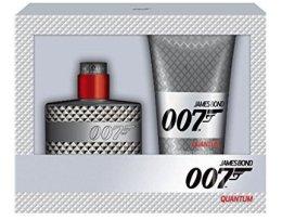 Парфюми, Парфюмерия, козметика James Bond 007 Quantum - Комплект (edt/50ml+sh/gel/150ml)