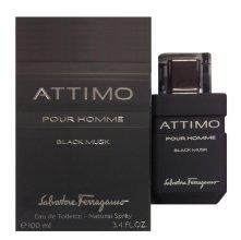 Парфюми, Парфюмерия, козметика Salvatore Ferragamo Attimo Black Musk - Тоалетна вода