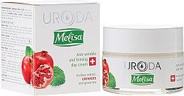 Парфюмерия и Козметика Дневен крем против бръчки - Uroda Melisa Anti Wrinkle Firming Day Cream
