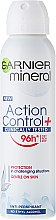 Парфюми, Парфюмерия, козметика Дезодорант - Garnier Mineral Action Control Clinical Deo