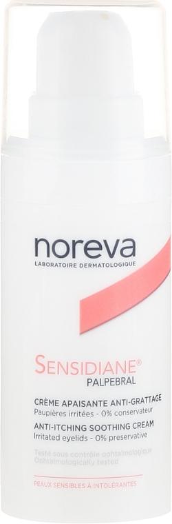 Околоочен крем - Noreva Laboratoires Sensidiane Palpebral — снимка N2