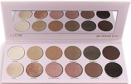Парфюми, Парфюмерия, козметика Палитра сенки за очи - Paese All About You Eyeshadow Palette