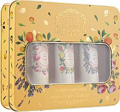 Парфюмерия и Козметика Комплект кремове за ръце - Panier Des Sens The Essentials Box (h/cream/3x30ml)
