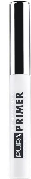 Основа за очи - Pupa Professionals Smoothing And Fixing Eye Primer — снимка N1