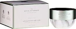 Парфюми, Парфюмерия, козметика Успокояващ нощен крем за лице - Rituals The Ritual Of Namaste Calming Sensitive Night Cream