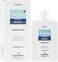 Парфюмерия и Козметика Ежедневен шампоан за всеки тип коса - Frezyderm Every Day Shampoo