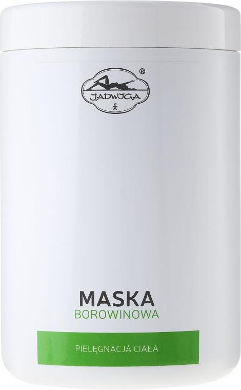 Маска за тяло с кал - Jadwiga Mud Body Mask — снимка N1