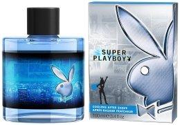 Парфюми, Парфюмерия, козметика Playboy Super Playboy For Him - Лосион след бръснене