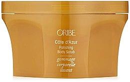 Парфюмерия и Козметика Oribe Cote d'Azur Polishing Body Scrub - Скраб за тяло