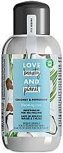 Парфюмерия и Козметика Вода за уста - Love Beauty And Planet Coconut Water & Peppermint Mouthwash