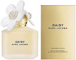 Парфюмерия и Козметика Marc Jacobs Daisy Anniversary Edition - Тоалетна вода