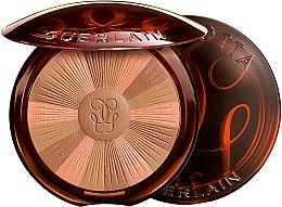 Парфюми, Парфюмерия, козметика Пудра за лице - Guerlain Terracotta Light Vitamin-Radiance Powder