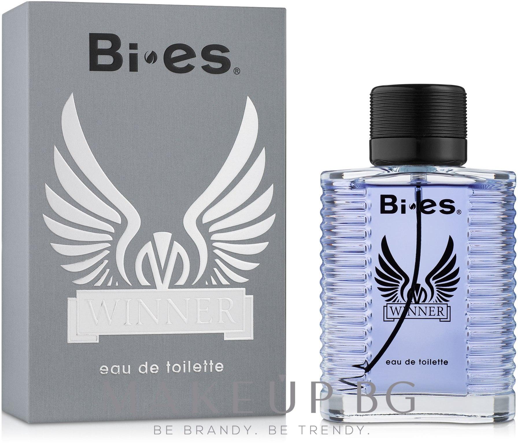Bi-Es Winner - Тоалетна вода — снимка 100 ml