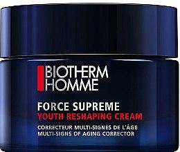 Парфюми, Парфюмерия, козметика Ремоделиращ подмладяващ крем-концентрат за лице - Force Supreme Youth Reshaping Cream (тестер)