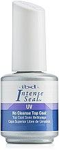 Парфюмерия и Козметика Топ покритие без лепкав слой за нокти - IBD Intense Seal UV No Cleanse Top Coat