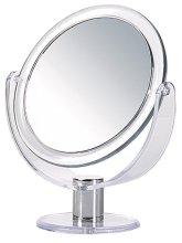 Парфюмерия и Козметика Двустранно огледало на стойка , 17 см - Donegal Mirror