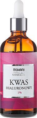 Хиалуронова киселина-гел 1% - Mohani Hyaluronic Acid Gel 1% — снимка N1